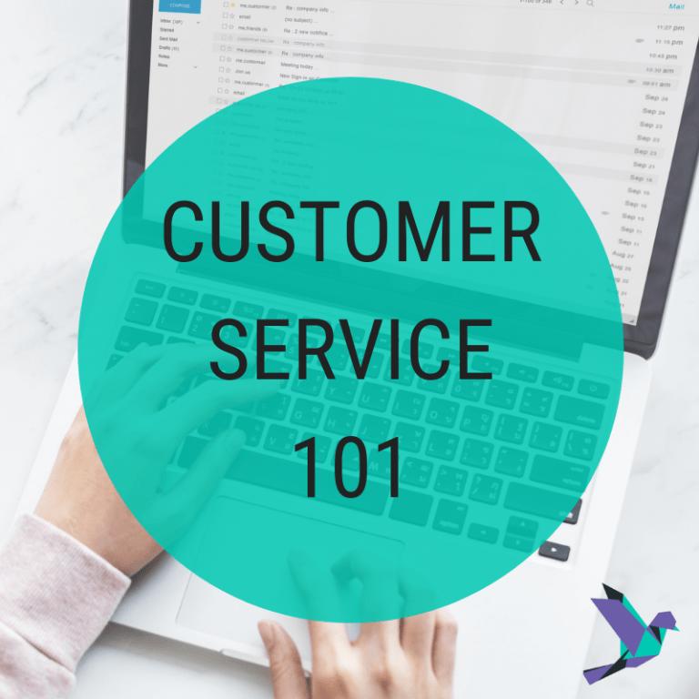Customer Service 101