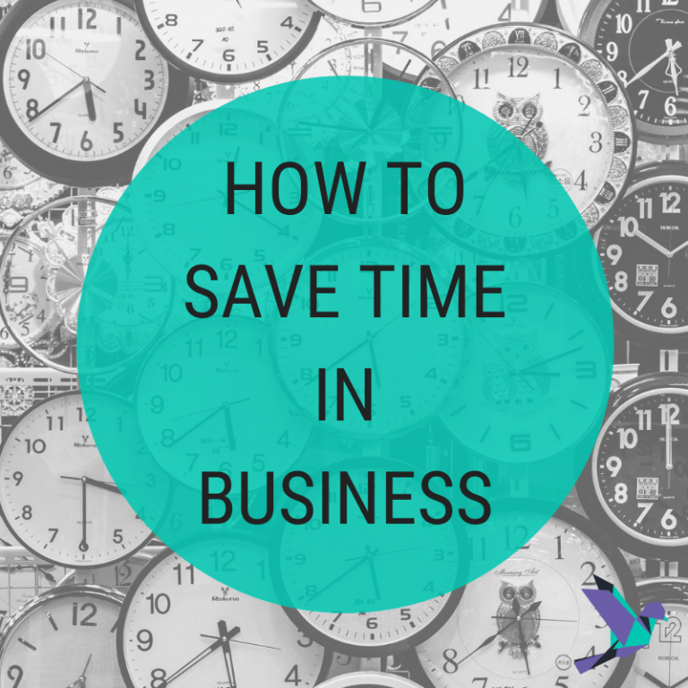 How To Save Time In Business